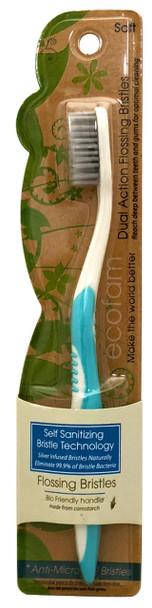 EcoFam Silver Infused Toothbrush (ADULT)