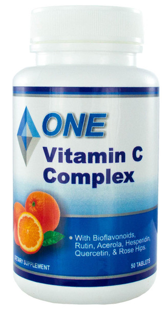 Vitamin C Complex 1000 Plus With Rose Hips