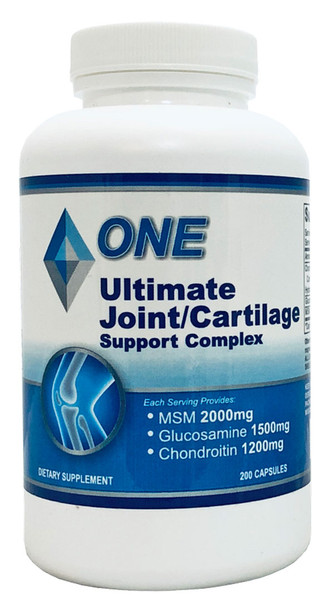 Ultimate Joint, Cartilage Complex 200 caps