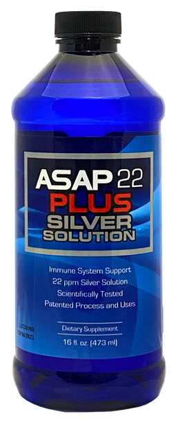 Family Size ASAP Plus Silver Solution 16 oz