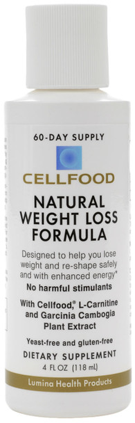 Cell Food Natural Weight Loss 4 oz