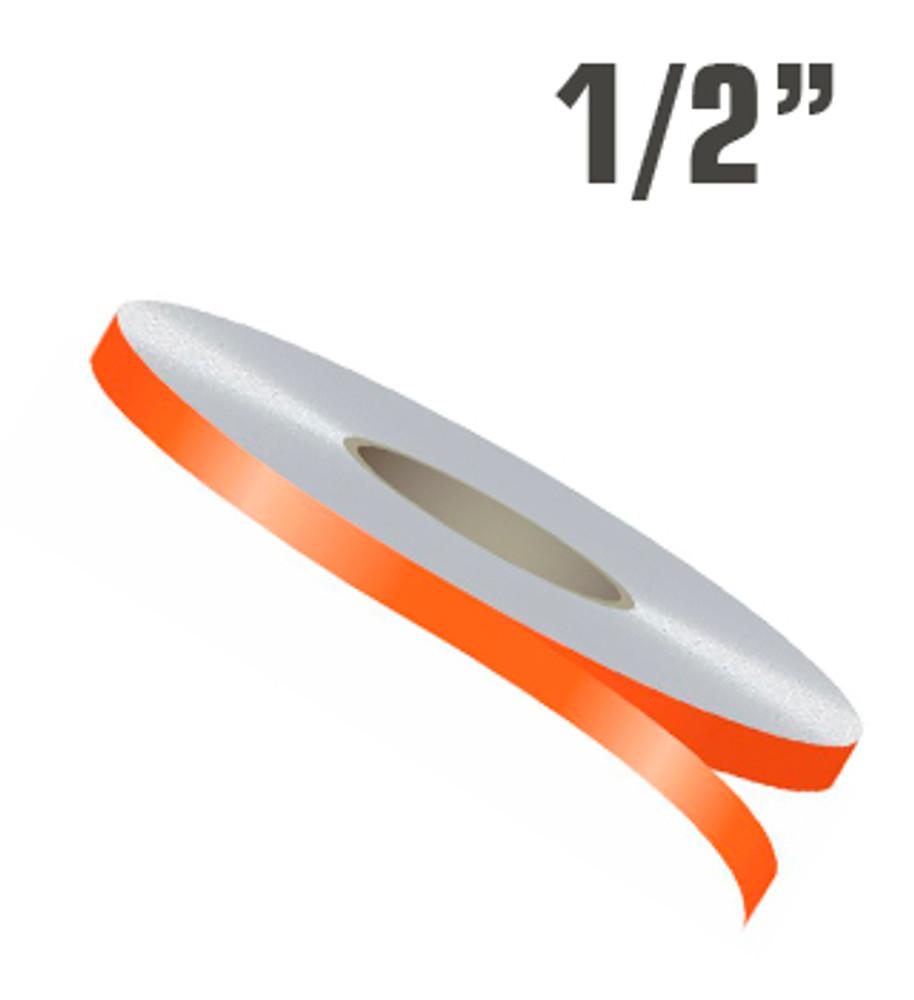 "1/2"" x 150' Single Line Single Color Vinyl Stripe Roll"