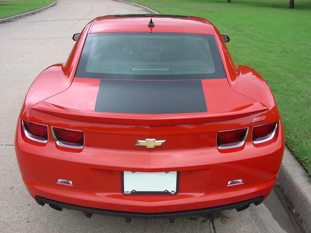2009-2015 Chevy Camaro Single Stripe Graphic Kit