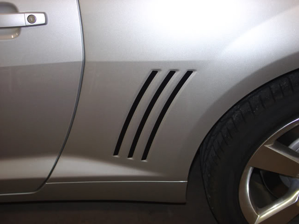 2009-2015 Chevrolet Camaro Gills Original Style Graphic Kit