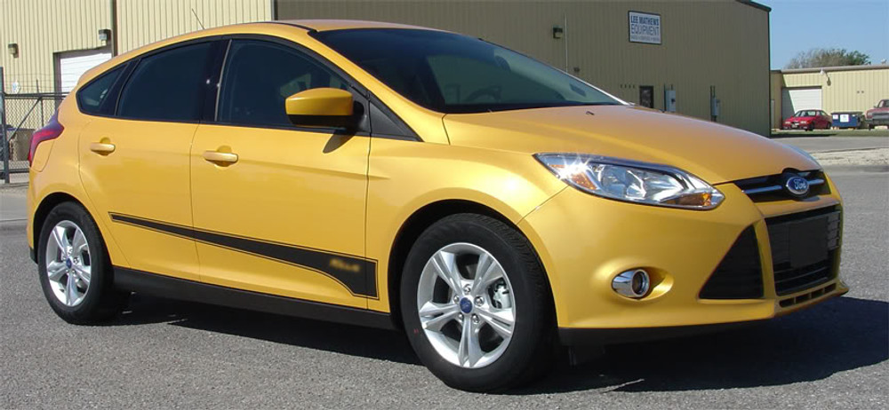 2011-2017 Ford Focus Converge Graphic Kit