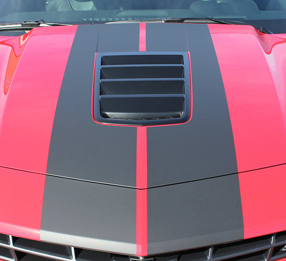 2009-2015 Chevrolet Camaro Pace / Race Rally Stripe Kit