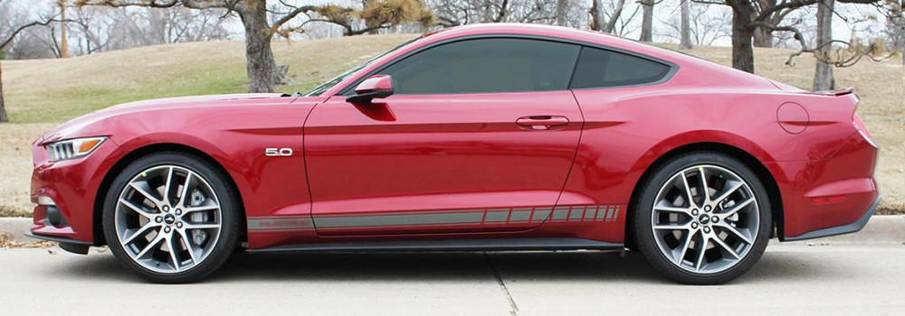 2015 Ford Mustang Stallion 2 Graphic Kit