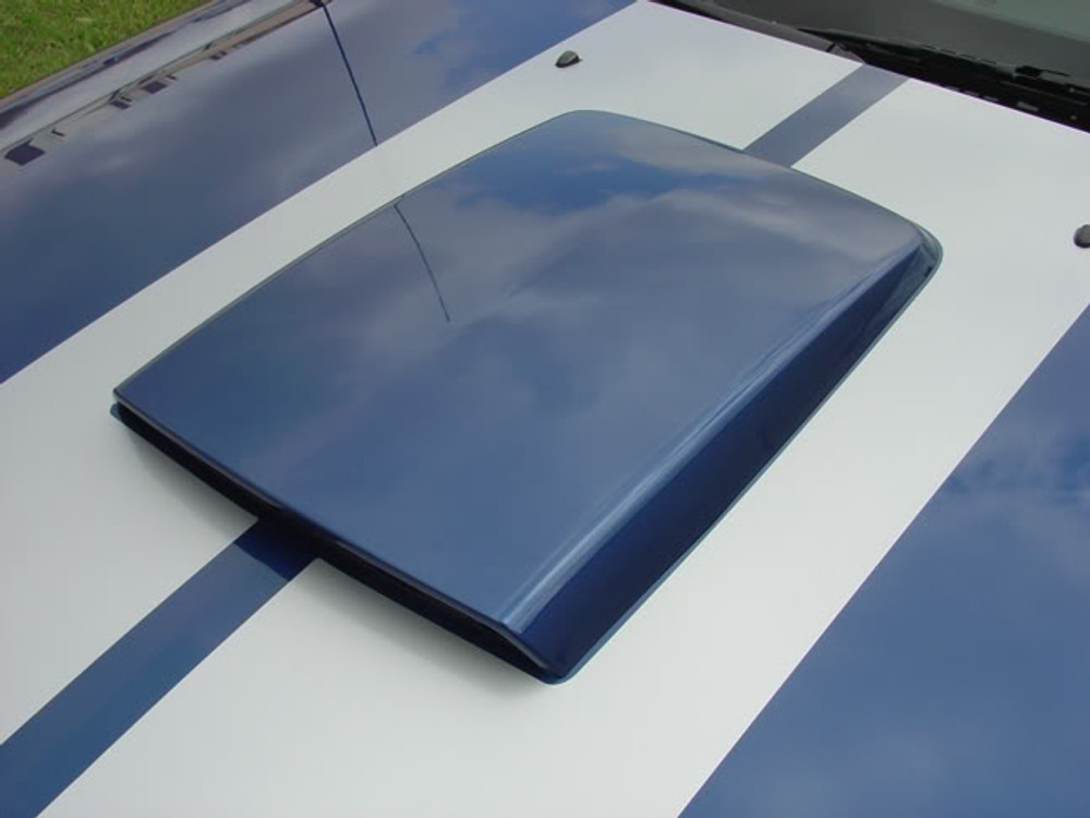 2005-2009 Ford Mustang S-500 / S-501 Racing Stripe Kit Close Up