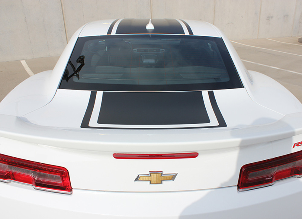 2014-2015 Chevy Camaro Bee 3 Graphic Kit