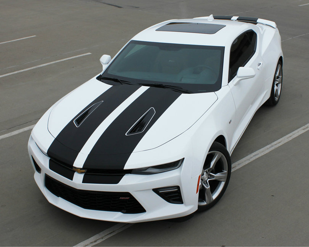 2016 2017 2018 Chevy Camaro Racing Stripes