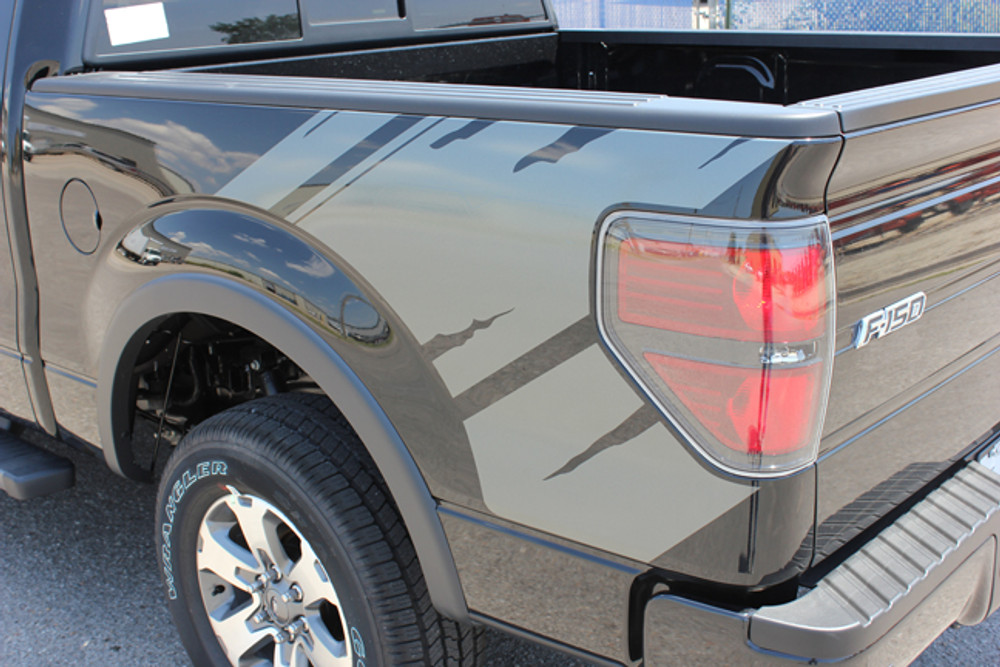 2009-2014 Ford F-150 Predator 2 Graphic Kit