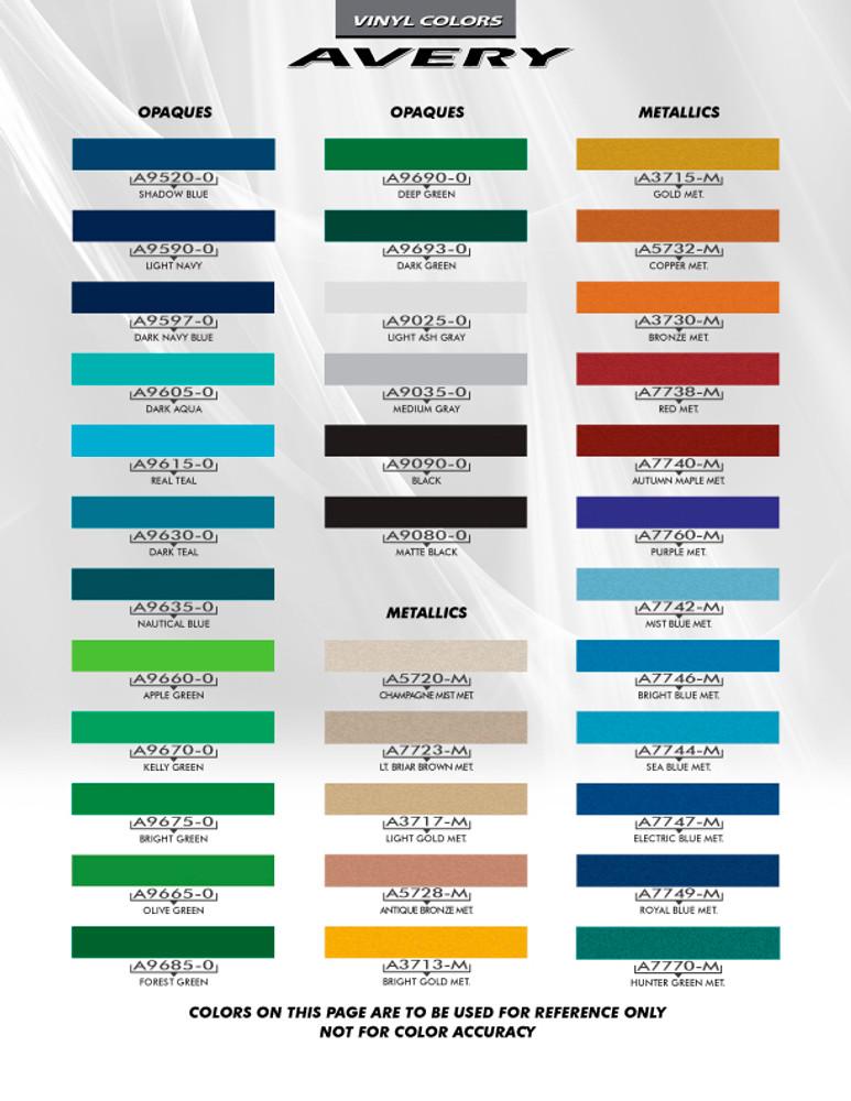 2009-2015 Chevrolet Camaro Rocker Spike Graphic Kit