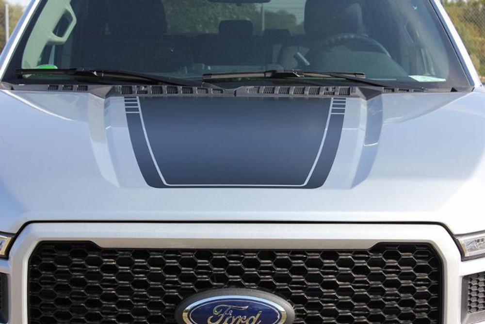 2018 Ford F-150 Speedway Hood Graphic Kit