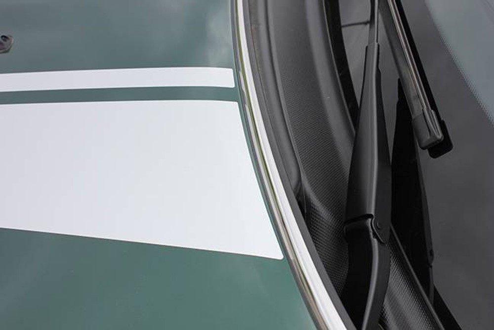 2016-2019 Mini Cooper Clubman 16 Hood Graphic Kit
