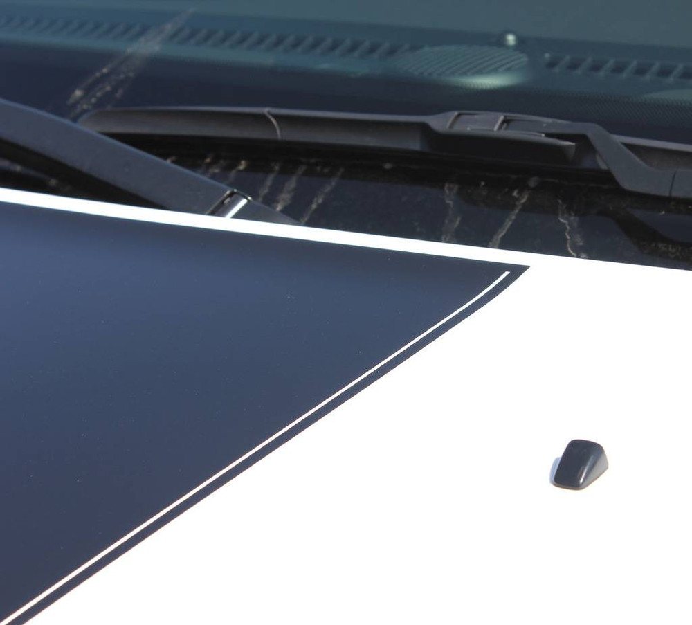 2011-2019 Jeep Grand Cherokee Pathway Graphic Kit Front Detailed View