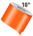 "10"" X 50' Single Line Single Color Vinyl Stripe Roll"