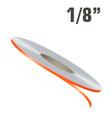 """1/8"""" X 50' Single Line Single Color Stripe"""