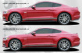 2015 Ford Mustang Stallion Rocker 1 & Rocker 2 Graphic Kit