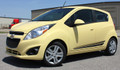 Chevy Spark Flash Vinyl Side Stripes Graphic Kit Diagonal View