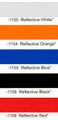 Reflective Stripe roll by Stripeman.com