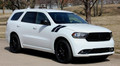 2011-2019 Dodge Durango Double Bar Graphic Kit Side View