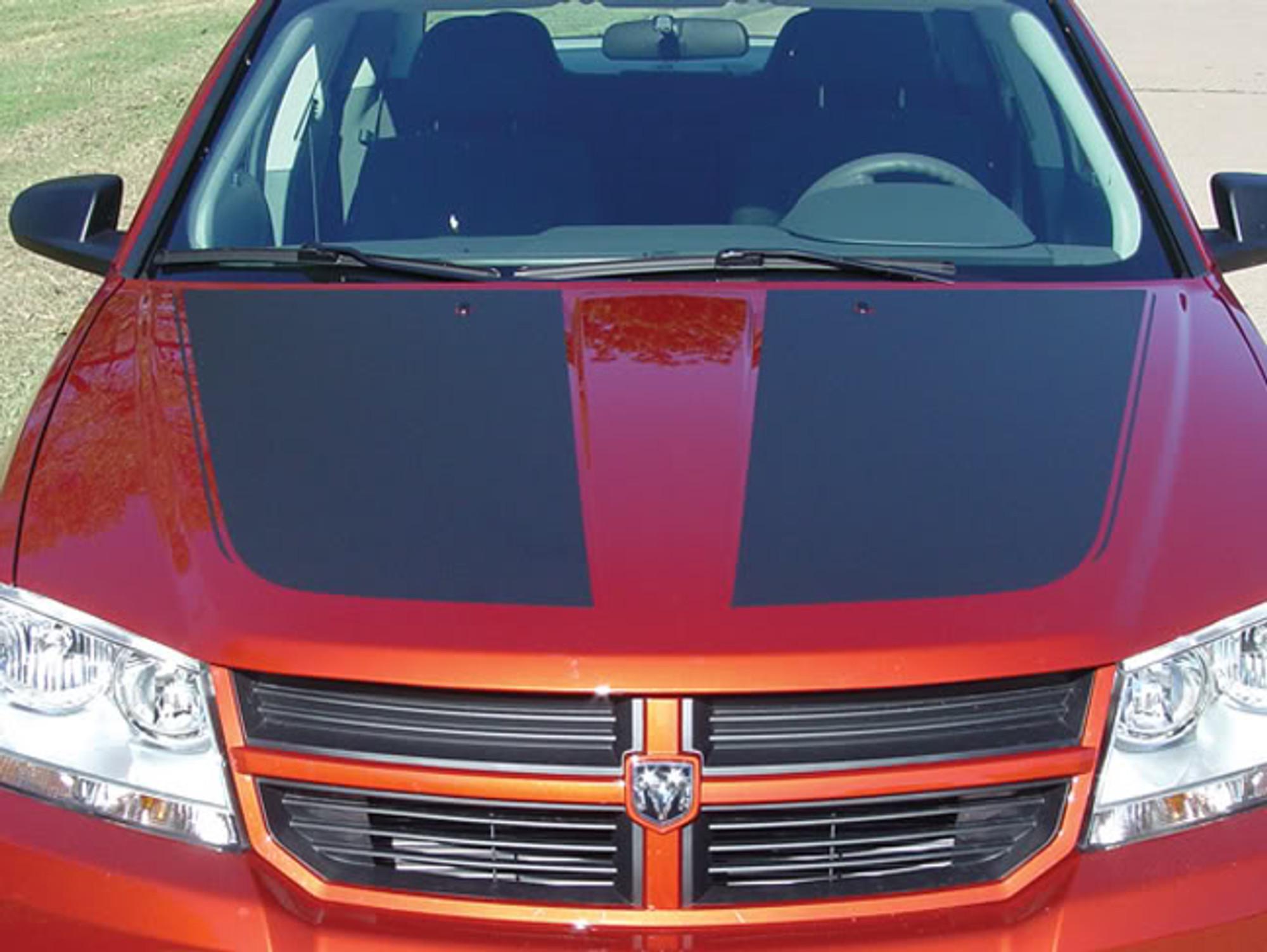 Order Dodge Avenger Vinyl Graphics Vinyl Racing Stripes