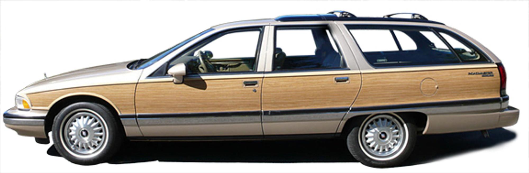 order custom roadmaster wagon wood grain vinyl pinstriping decals 91 96 buick roadmaster wagon burma teak digital reproduction wood grain vinyl replacement kit