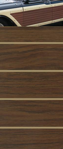 Colonial Teak w/Tan Lines Digital Reproduction Woodgrain