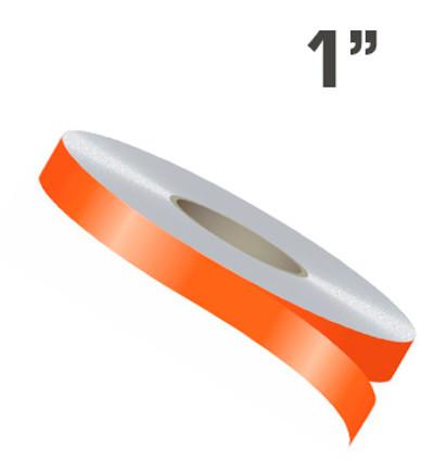stripeman.com 1 Inch Single Line Single Color Vinyl Stripe Roll