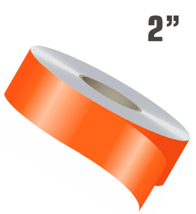 stripeman.com 2 Inch Wide Single Line Single Color Vinyl Stripe Roll