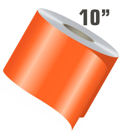 stripeman.com 10 Inch Single Line Single Color Vinyl Stripe Roll