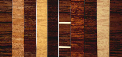 stripeman.com Woodgrain Sample Kit