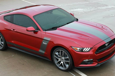 2015 Ford Mustang Stellar Graphic Kit