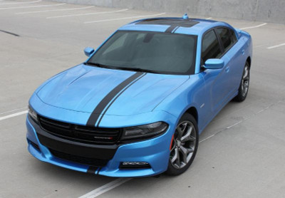 2015-2017 Charger E-Rally Graphic Kit