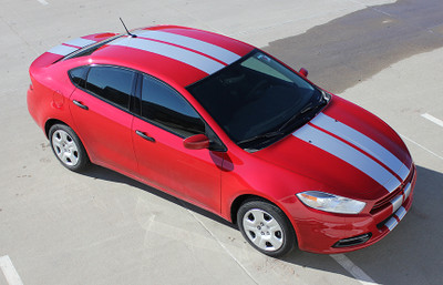 2013-2016 Dodge Dart Rally Racing Stripe Kit