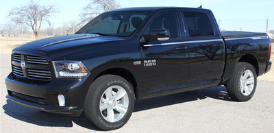 2009-2014 Dodge Ram Hustle Graphic Kit