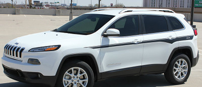 Jeep Cherokee Chief Vinyl Graphics Kit