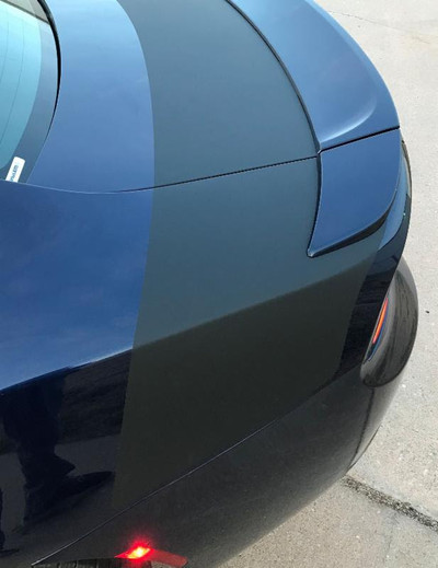 2015 - 2019 Dodge Charger Tail Band Graphic Kit Side View