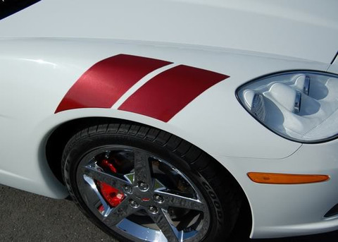 Use Vinyl Stripes & Graphics To Finish Your Vehicles Look!