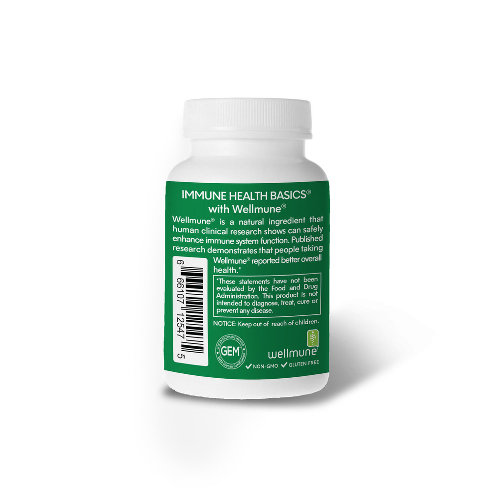 Immune Health Basics 500 mg /60 capsules