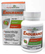 Natural Energy Supplements - Rev•Up Wellness® ENDURANCE