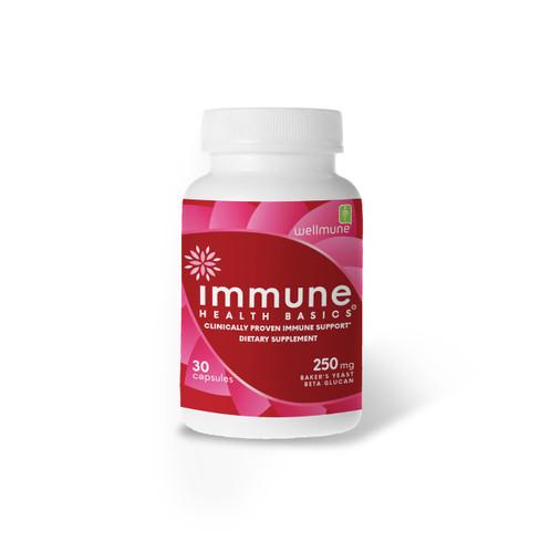 Immune Health Basics Everyday Essentials 250mg /30 capsules