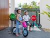 Kids Helmet - Grey