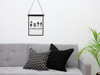 Small Wall Art Hanger - Icecream