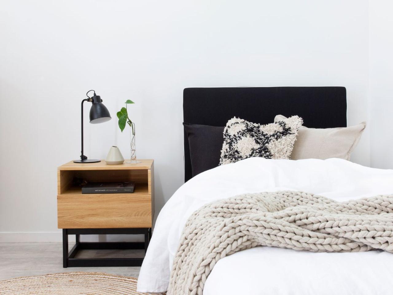Picture of: Urban Bedside Table Bedroom Furniture Mocka Au