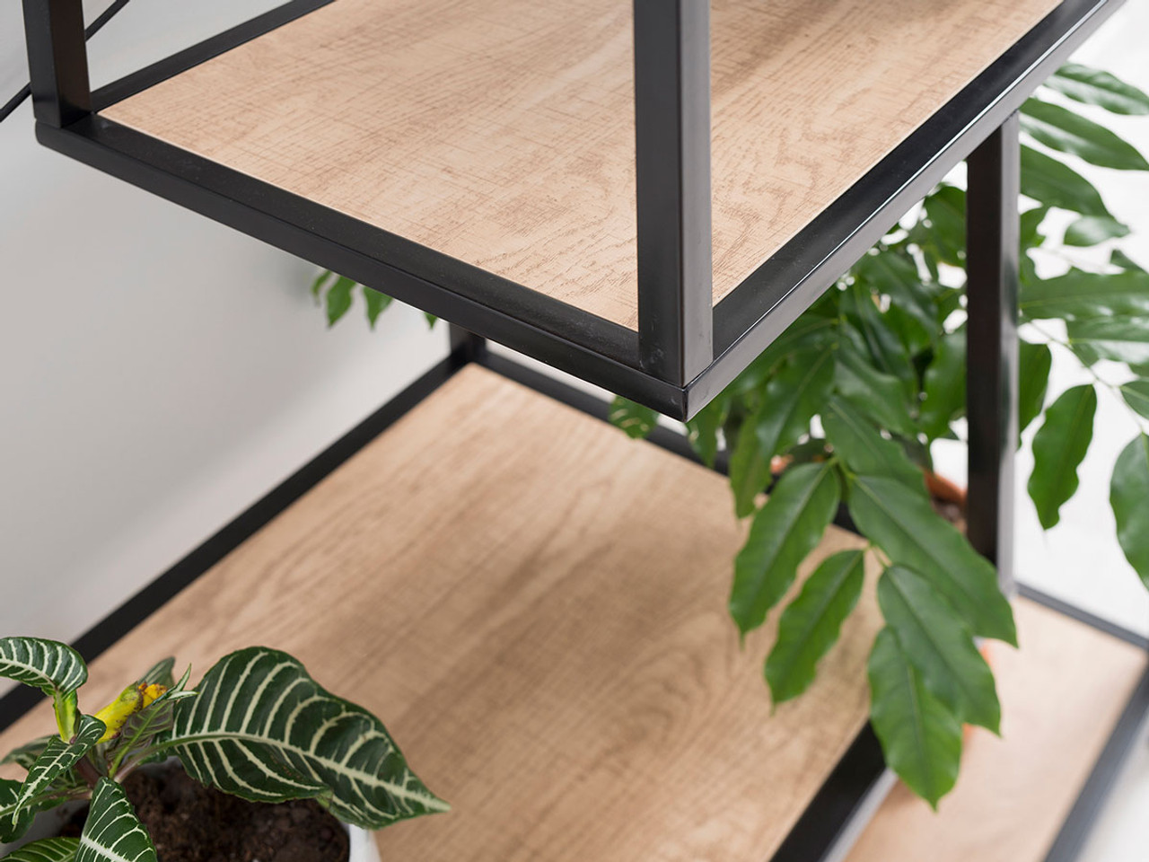 Picture of: Milton Tall Plant Stand Home Storage Mocka Au