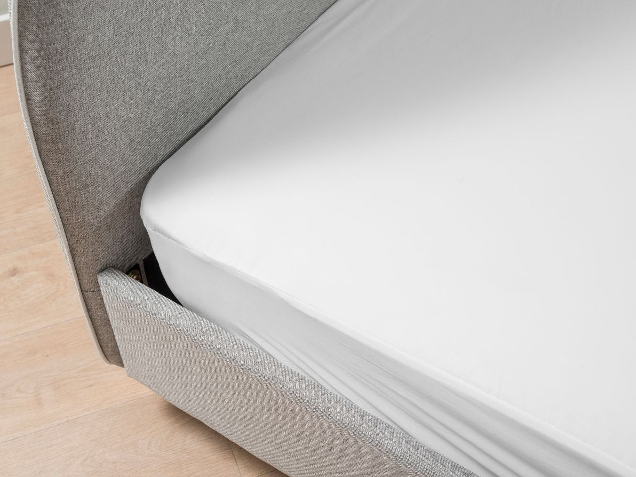 Mocka King Single Bed Mattress Protector Kids Bedding