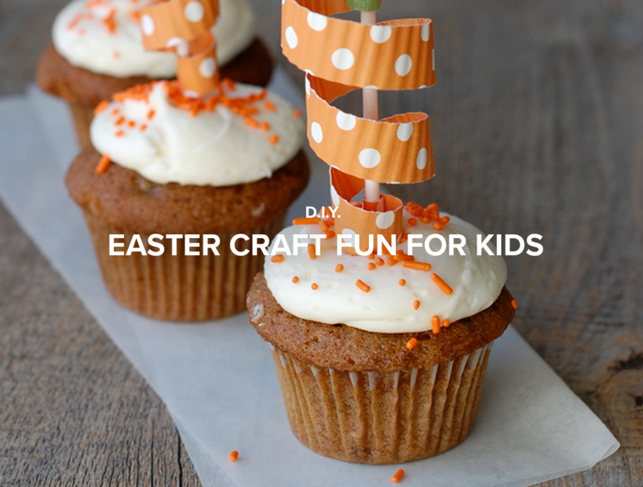 Easter Craft Fun for Kids