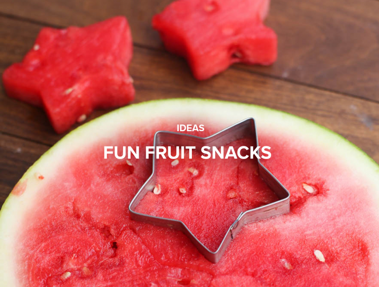 Fun Fruit Snacks