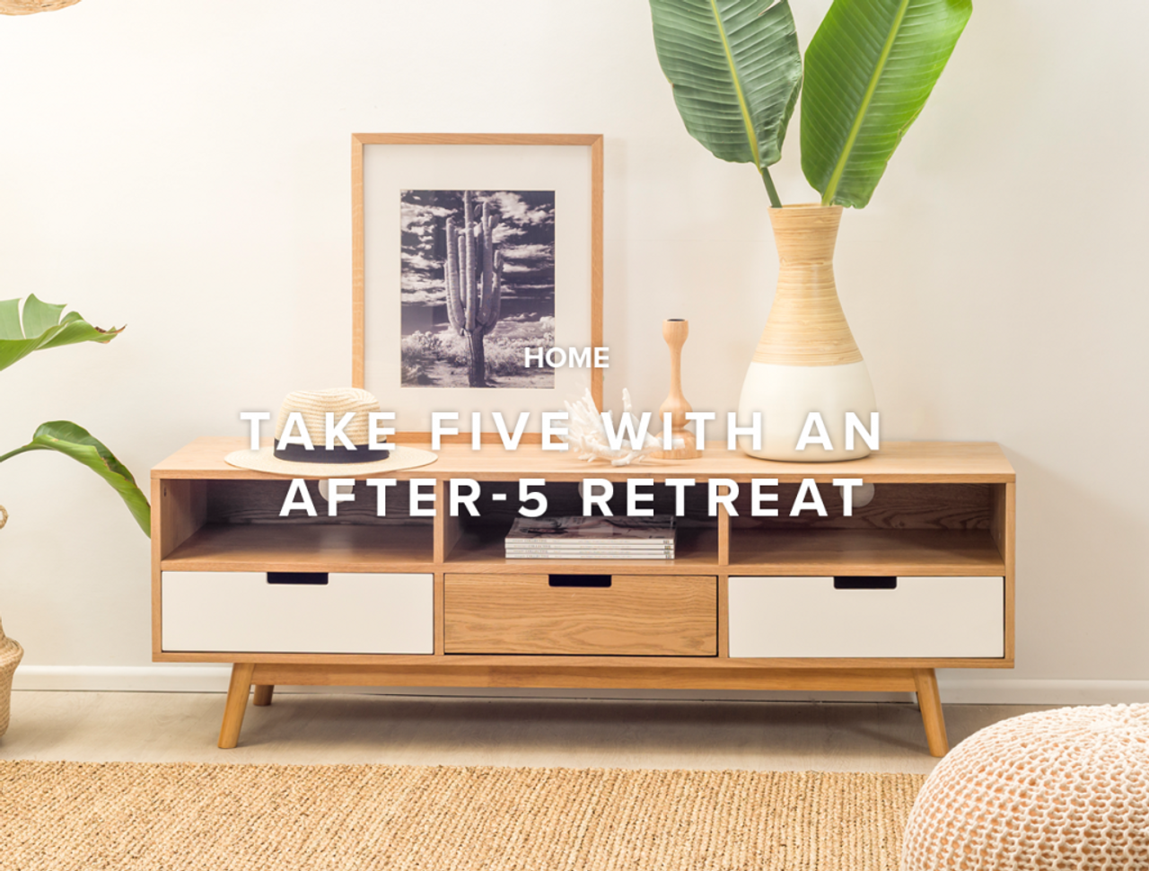 Take Five with an After-5 Retreat